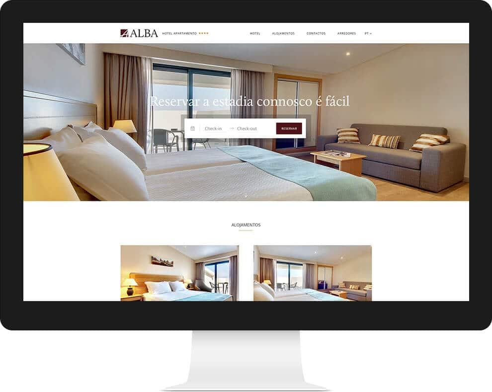 hotel alba desktop