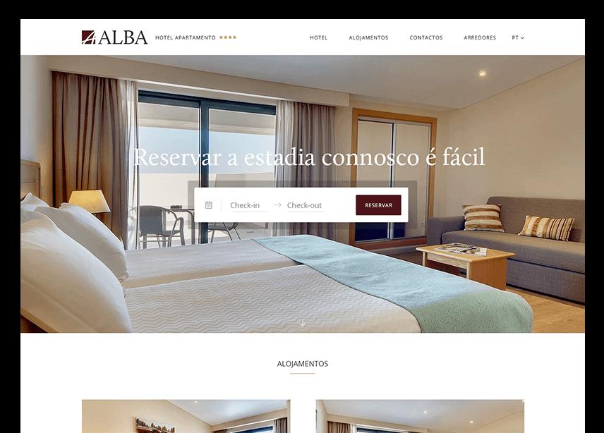 hotel alba left image
