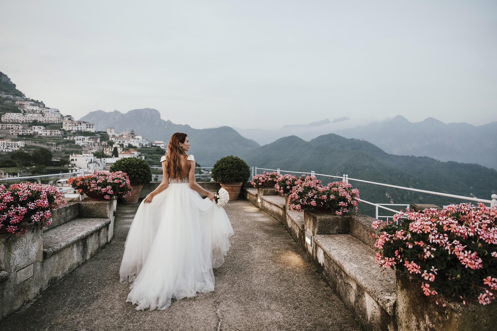 vestuves italijoje