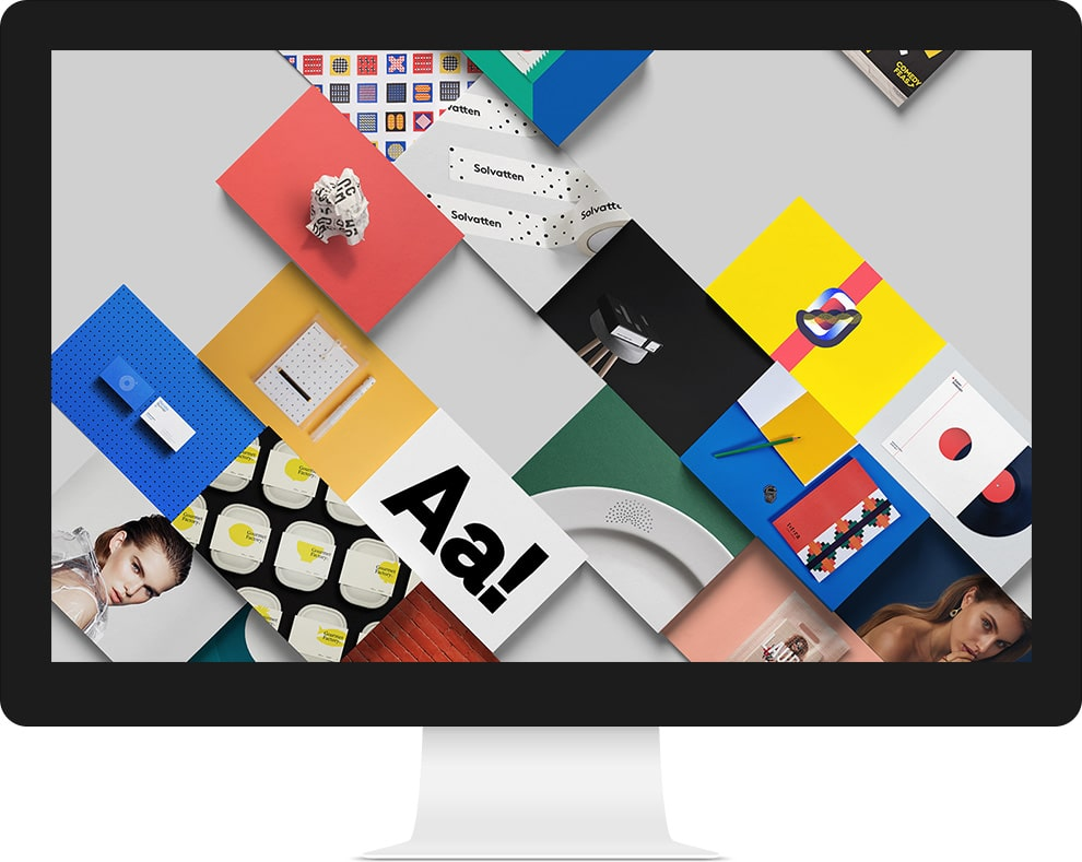 style cards on desktop