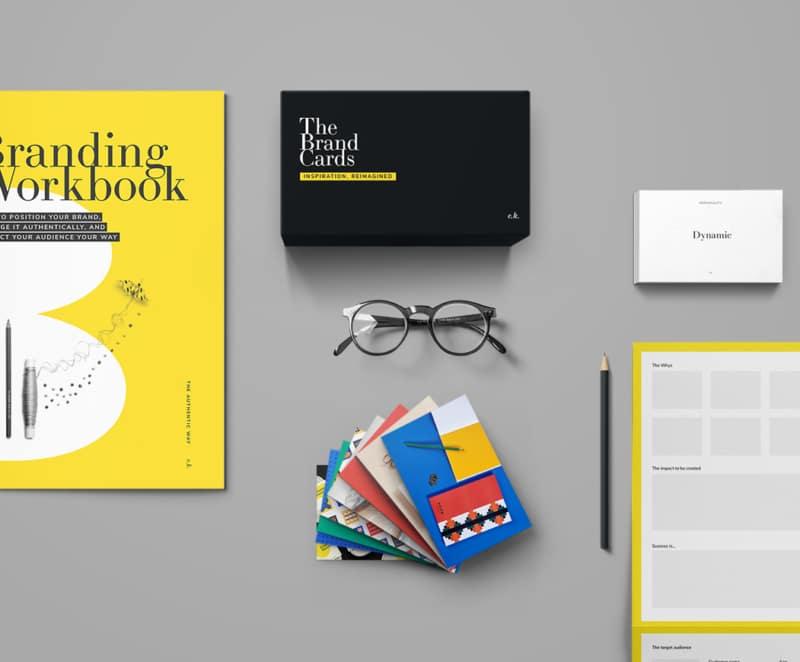 branding kit elements
