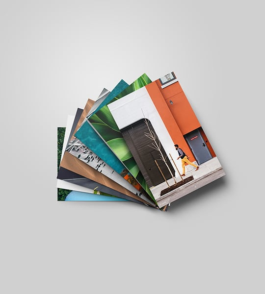 editable Cards stacks spread PSD