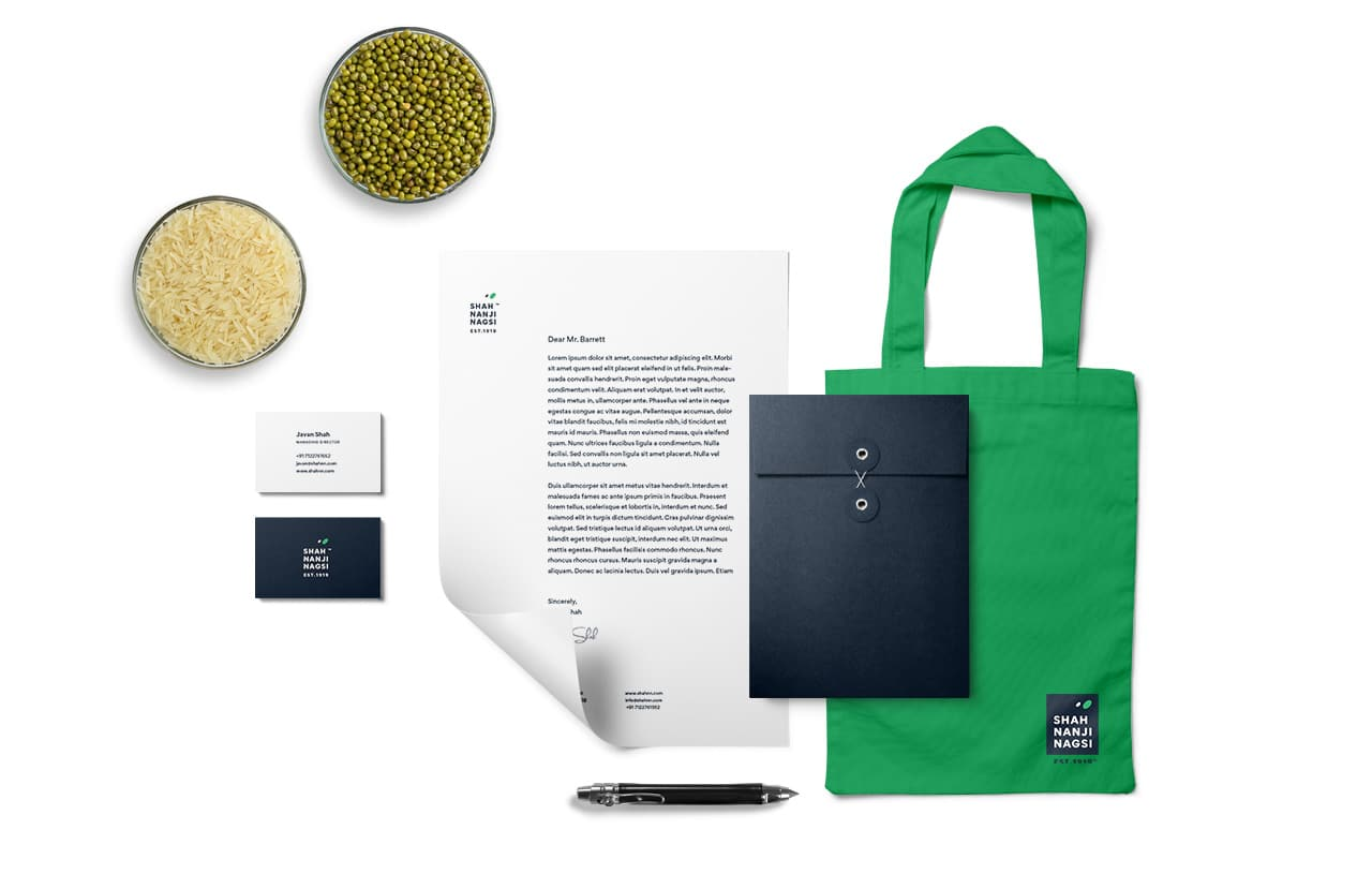 agricultural brand identity
