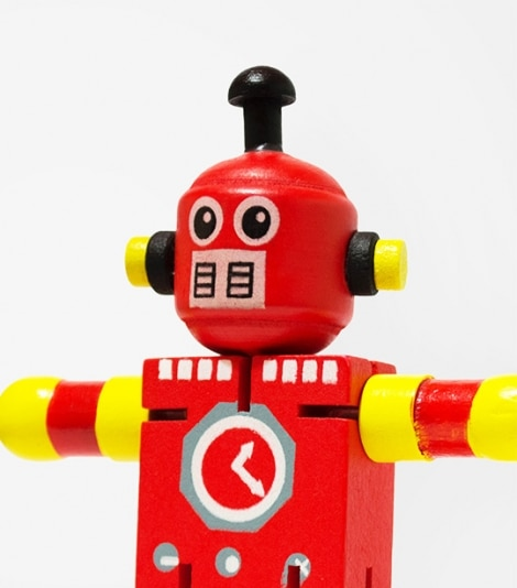 chatbot toy image